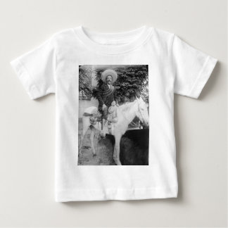 Pancho Villa Mexican Revolutionary General Baby T-Shirt