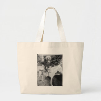 Pancho Villa Mexican Revolutionary General Tote Bag