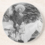 Pancho Villa Mexican Revolutionary General Coasters