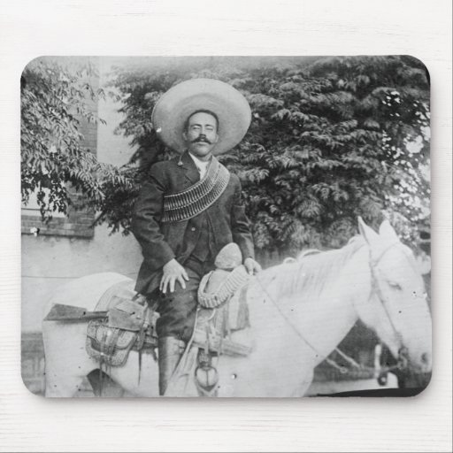 Pancho Villa Mexican Revolutionary General Mousepad