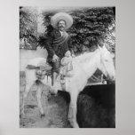 Pancho Villa Mexican Revolutionary General Print