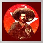Pancho Villa Stuper Star Print