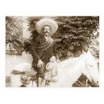 Pancho Villa Tarjetas Postales