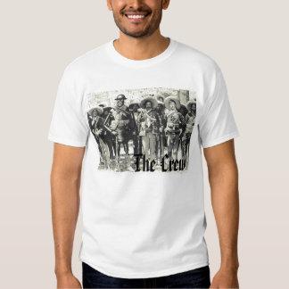 pancho villa, The Crew T-Shirt