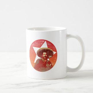Pancho Villa Vintage Red Star Coffee Mug