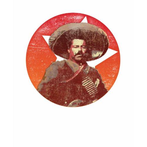 Pancho Villa Vintage Red Star shirt