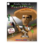 PanchObama No Pasa Post Card