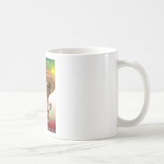 PanchObama Vote Here Coffee Mug