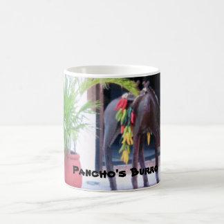 """PANCHO'S BURRO DECORATIVE MUG"" COFFEE MUG"