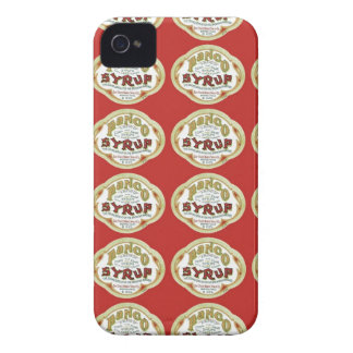 Panco Syrup Label Case-Mate iPhone 4 Case