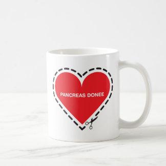 Pancreas Donee Mug
