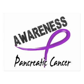 Pancreatic Cancer Awareness 3 Postcard