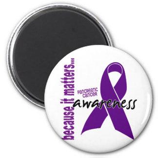 Pancreatic Cancer Awareness Magnet