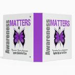 Pancreatic Cancer Awareness Matters Binder