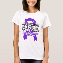 Pancreatic Cancer Awareness Month Warrior T-shirt