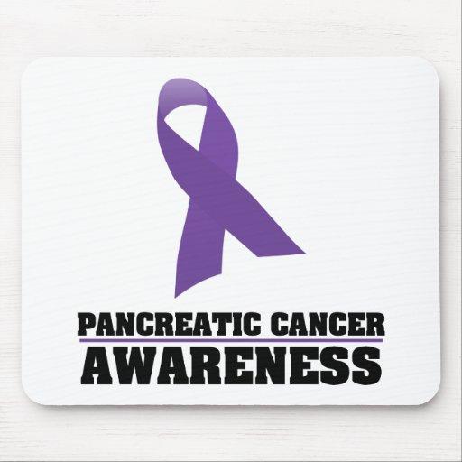 Pancreatic Cancer Awareness Mouse Pad