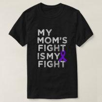 Pancreatic Cancer awareness - My mom fight Shirt
