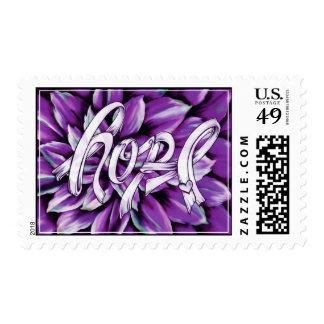 Pancreatic Cancer Awareness Stamp
