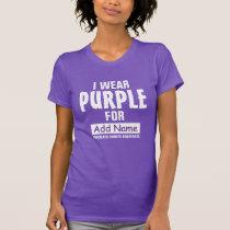 Pancreatic Cancer Awareness T-Shirt