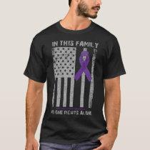 Pancreatic Cancer Awareness Tee Shirt