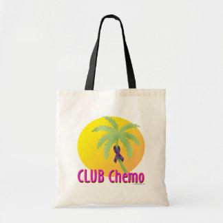 Pancreatic Cancer Budget Tote Bag