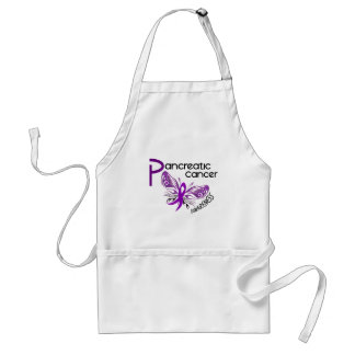 Pancreatic Cancer BUTTERFLY 3.1 Adult Apron