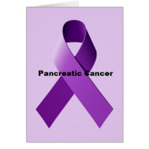 Pancreatic Cancer Card