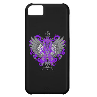 Pancreatic Cancer Cool Wings iPhone 5C Cover