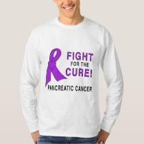 Pancreatic Cancer: Fight for the Cure! T-Shirt