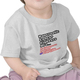 Pancreatic Cancer Fighter Quiz T Shirt
