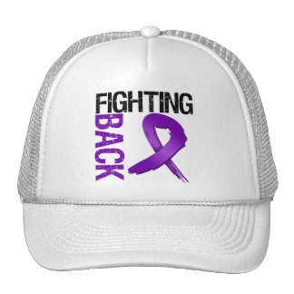 Pancreatic Cancer Fighting Back Trucker Hat