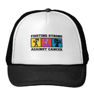 Pancreatic Cancer Fighting Strong Hat