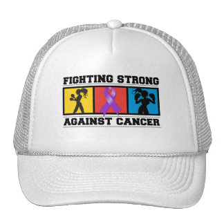 Pancreatic Cancer Fighting Strong Hats