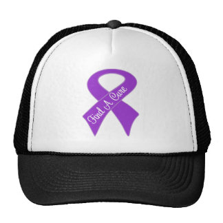 Pancreatic Cancer Find a Cure Hat