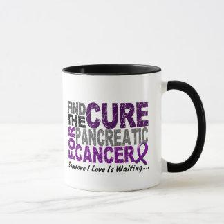 Pancreatic Cancer FIND THE CURE 1 Mug
