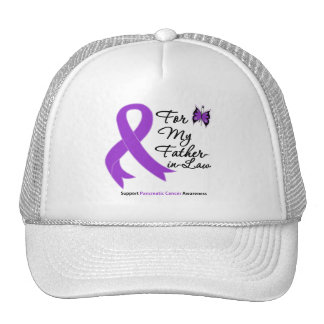 Pancreatic Cancer For My Father-in-Law Hat