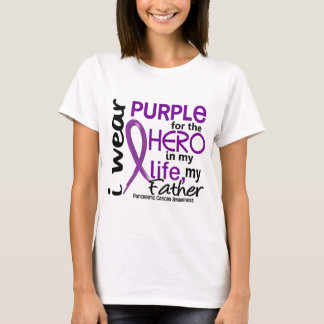Pancreatic Cancer For My Hero My Father 2 T-Shirt