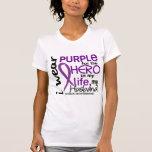 Pancreatic Cancer For My Hero My Husband 2 Tank Top