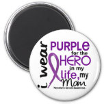 Pancreatic Cancer For My Hero My Mom 2 Magnets