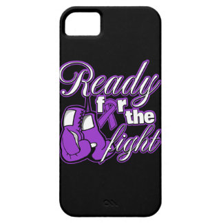 Pancreatic Cancer Gloves Ready For The Fight iPhone 5 Cases