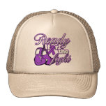 Pancreatic Cancer Gloves Ready For The Fight Trucker Hat