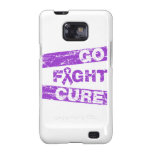 Pancreatic Cancer Go Fight Cure Galaxy SII Cases