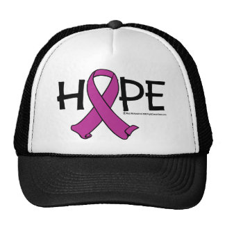 Pancreatic Cancer HOPE 2 Trucker Hat