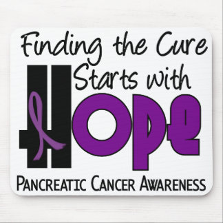 Pancreatic Cancer HOPE 4 Mouse Mats