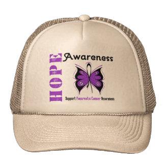 Pancreatic Cancer Hope Awareness Trucker Hat