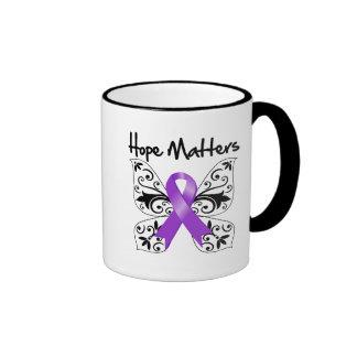 Pancreatic Cancer Hope Matters Mug