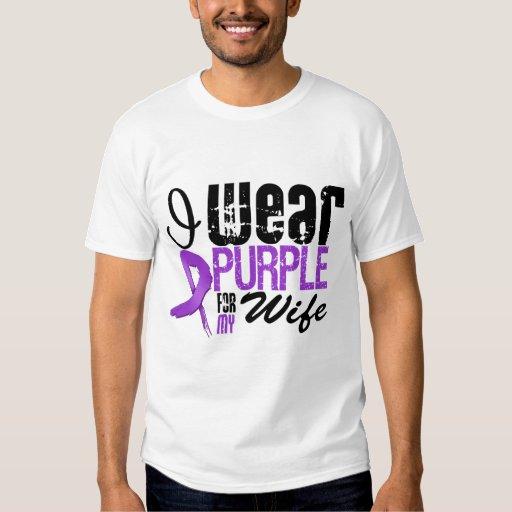 how to wear a purple shirt