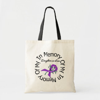 Pancreatic Cancer In Memory of My Daughter-in-Law Bags
