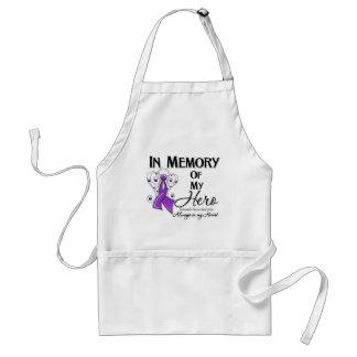 Pancreatic Cancer In Memory of My Hero Aprons