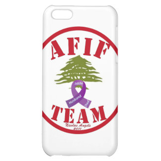 Pancreatic Cancer iPhone 5C Cases